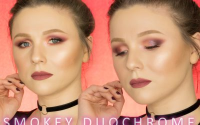 Makeup Tutorial su ReginaInNeverland | Tutorial Smokey Duochrome con Alchemy di Nabla